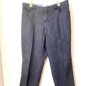 Brioni Marmolada Dark Denim Jeans